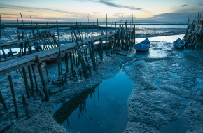<b>Small fishing harbours Series: Carrasqueira</b>